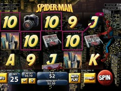 Spiderman tragaperras77.com Playtech 4/5