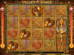 Valley of the Kings tragaperras77.com Genesis Gaming 1/5