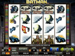 Batman - CryptoLogic