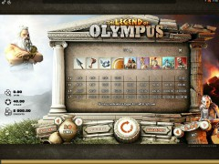 The Legend Of Olympus tragaperras77.com Quickfire 2/5
