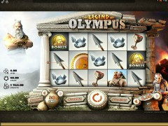 The Legend Of Olympus tragaperras77.com Quickfire 5/5