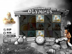 The Legend of Olympus tragaperras77.com Rabcat Gambling 4/5