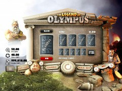 The Legend of Olympus tragaperras77.com Rabcat Gambling 5/5