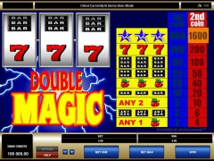 Double Magic - Microgaming