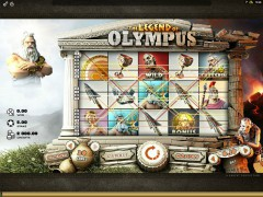 The Legend Of Olympus tragaperras77.com Microgaming 3/5