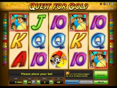 Quest for Gold - Novomatic
